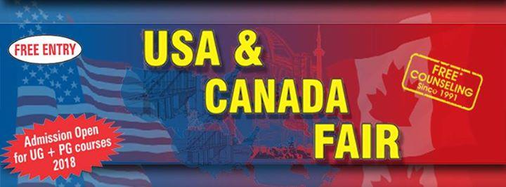 USA & Canada Fair in Jaipur