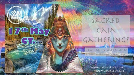 CT - Sacred Gaia Gathering Shamanic Ceremony