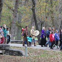 2017 14th Annual Trail of Tears Memorial Walk