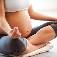Pre Natal Partner Yoga Workshop with Lenka