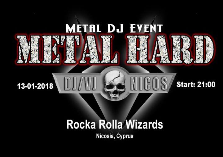 Metal Hard at Rocka Rolla Wizards