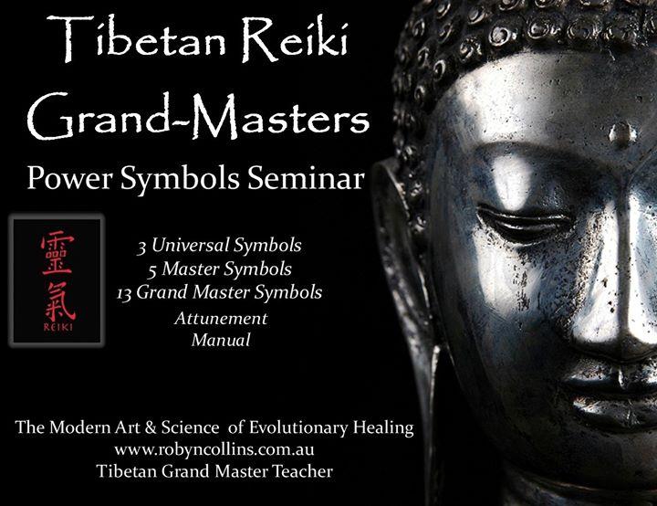 Tibetan Reiki Grand Masters Power Symbols Seminar At Soul Love