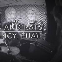 Don Vito LCDP e Bugs And Rats no Liceo Mutante