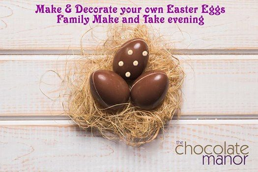 Make and Decorate Your Own Easter Egg