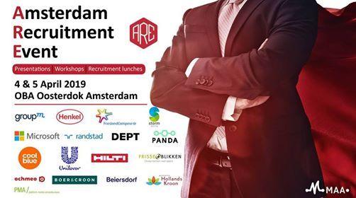 Amsterdam Recruitment Event 2019