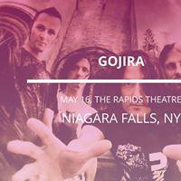 Gojira in Niagara falls