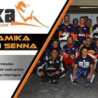 Taa AMIKA Ayrton Senna - Etapa 6