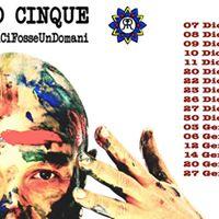 Fabio Cinque ComeSeNonCiFosseUnDomani Tour - Palermo