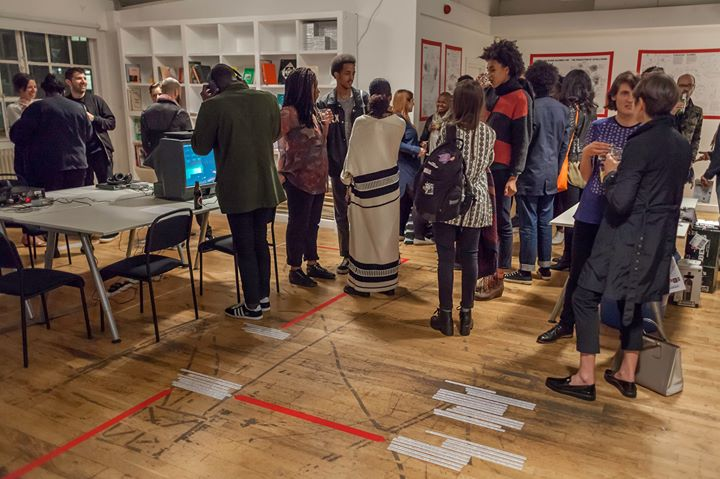 Holding Space - Open Call for Artists. Deadline 19 January 2017