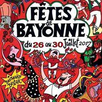 Fria et fte de Bayonne - 2017