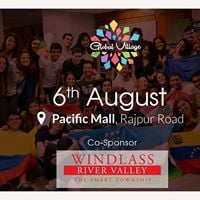 Global Village Co-Sponsored by Windlass River Valley