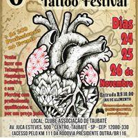 6 Taubat Tattoo Festival