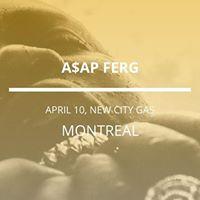AAP Ferg in Montreal