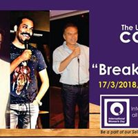 The Urban Solace Comedy Lounge presents Breakout Comedy