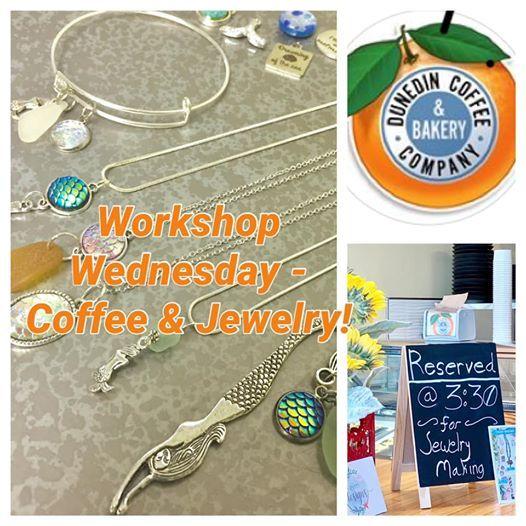Coastal Charms Jewelry Workshop