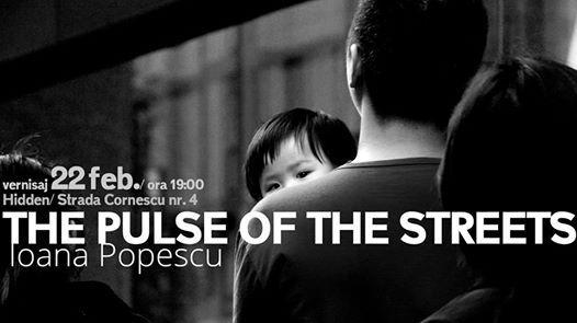 Hidden TreasuresIoana PopescuThe pulse of the streets