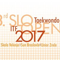 3rd SLO Open 2017 International Taekwon-Do Championship