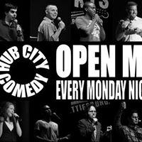 Open Mic Comedy Night 22717