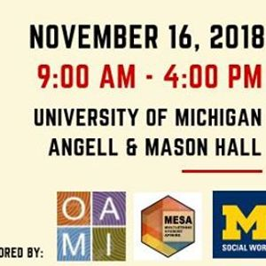 16th November 2018 Events in Michigan