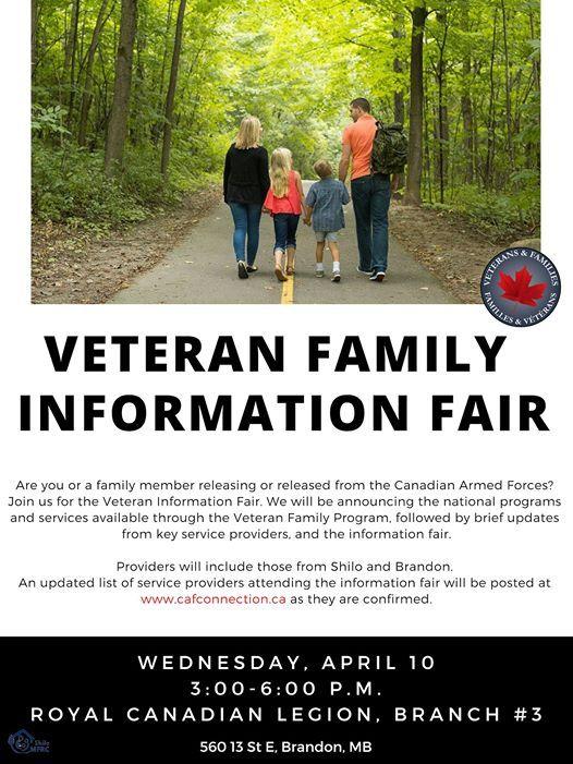 Veteran Family Information Fair