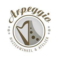 Arpeggio Music - muziekwinkel Gent