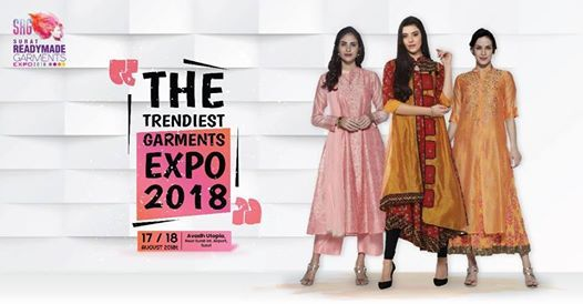 Surat Ready-made Garments Expo 2018
