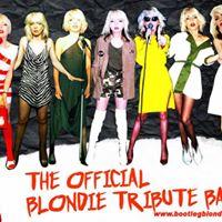 Blondie Tribute 10 each ticket