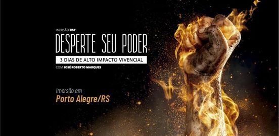 Imerso Desperte Seu Poder  Porto AlegreRS