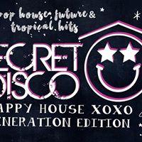 Secret DISCO Generation Edition  21.10.  Generation bar &amp club