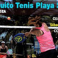 4 Etapa Circuito Tenis Playa Zaragoza