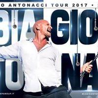 Biagio Antonacci in concerto - bus dalla Riviera di Ulisse