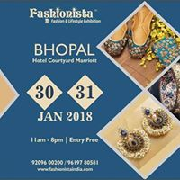 FASHIONISTA Fashion &amp Lifestyle Exhibition - Bhopal 18