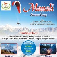Manali Trekking Camp - Bhrigu Lake