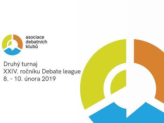 Druh turnaj XXIV. ronku Debate League