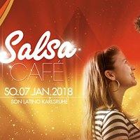 SALSA CAF  Neujahr Edition  So.07.Jan  DJ Chino