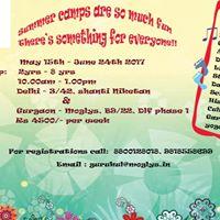 Moglys Summer Camp