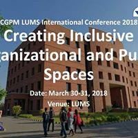 Creating Inclusive Organizational &amp Public Spaces