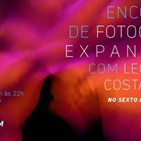 Encontro De Fotografia Expandida  Com Leonardo Costa Braga