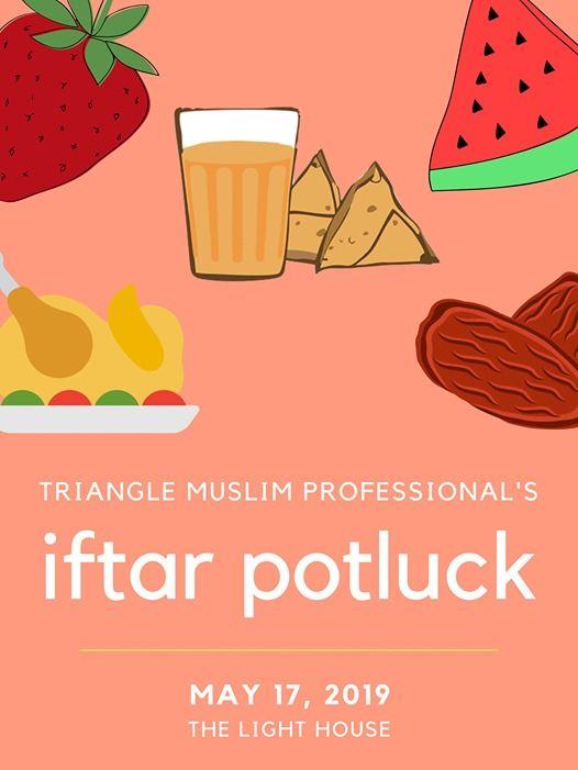 TMP Potluck Iftar