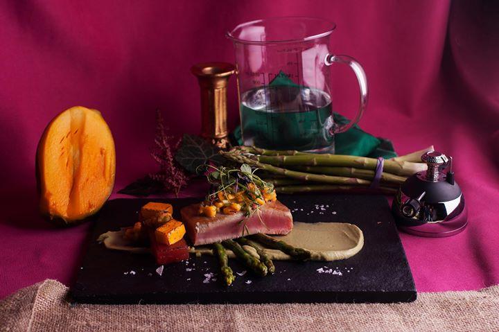 Meet the Chef An evening w Ionut Gagiu