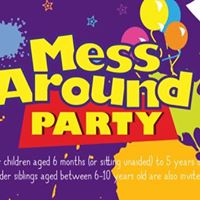 Messy Play Altrincham  Mess Around Party