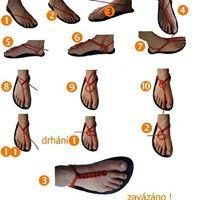 Workshop &quotUrob si barefoot sandlu&quot v bistr krv