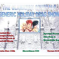 Glamazon Generals Generic Holiday Drag Show