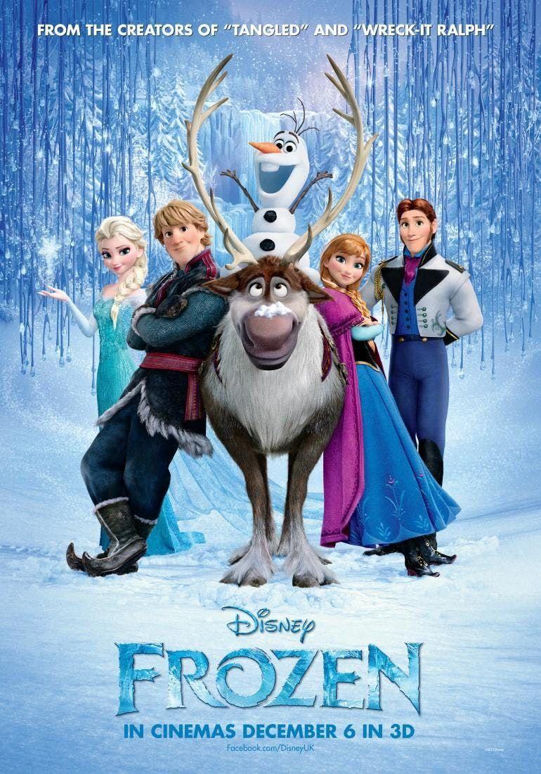 Sunset Park Kids Cinema Club  Frozen