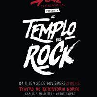 B42 Teatro Musical presenta &quotEl Templo del Rock&quot