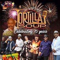 Holiday Party with Tortilla Soup-Tony Lindsay-Hip Spanic Allstar
