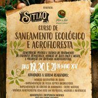 Curso de Saneamento Ecolgico &amp Agrofloresta