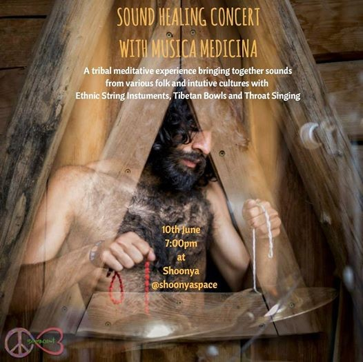 Sound Healing Concert with Musica Medicina