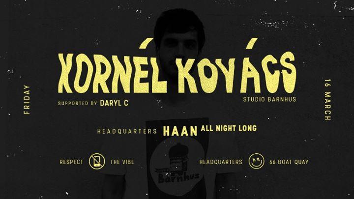 The Council presents Kornl Kovcs (Studio Barnhus)