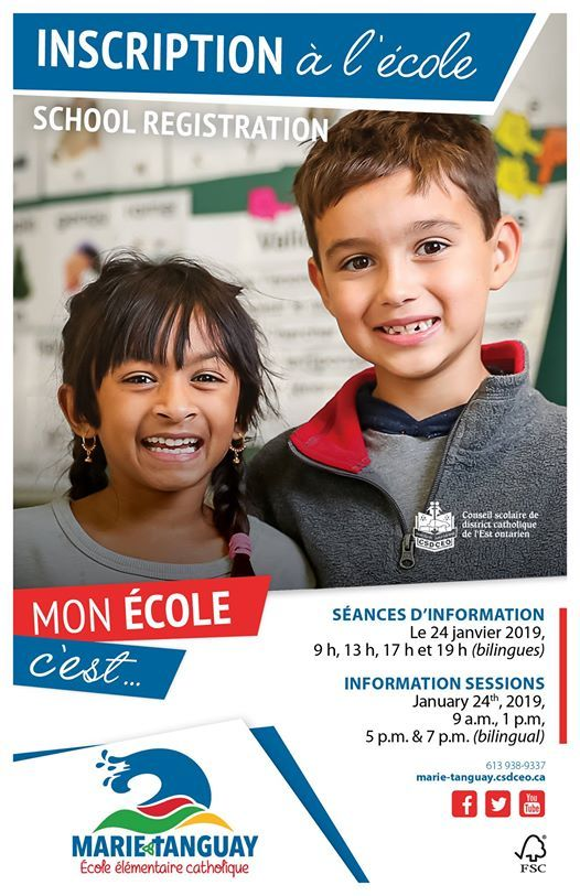 Sance dinformation pour linscription  la maternelle